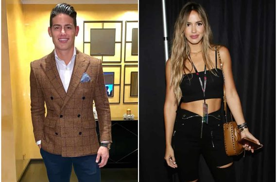 ¡La escapada secreta de Shannon de Lima con James Rodríguez y Daniela!
