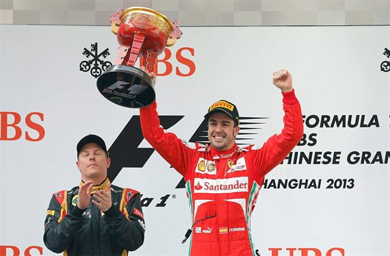 Oficial: Fernando Alonso vuelve a la F1 con Ferrari en 2021
