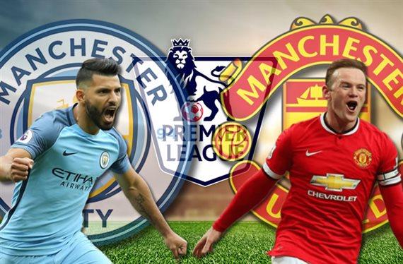 El City vence 3 a 1 al United en el clásico de Manchester