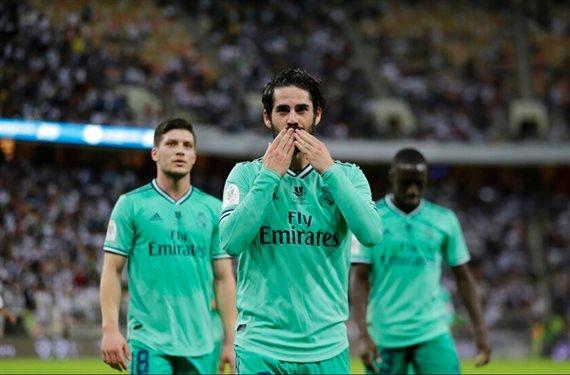 ¡Quiere que Isco sea la estrella de su equipo! El Madrid alucina