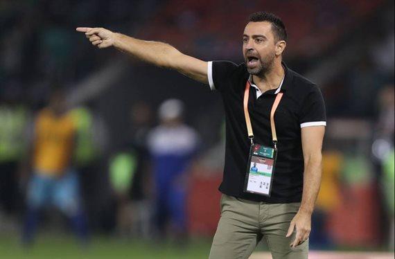Con Valverde bajo inspección, Barcelona se habría reunido con Xavi en Doha