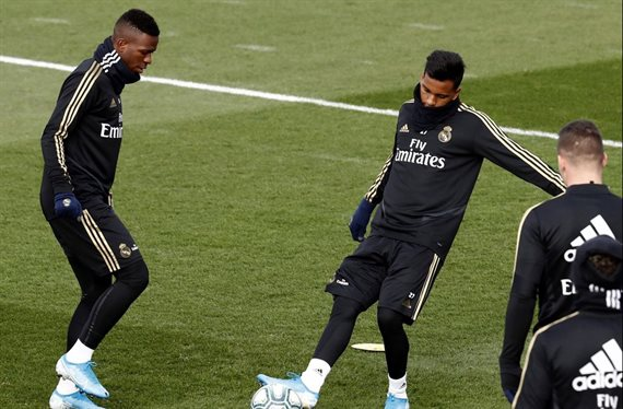 Zidane los echa: dos jugadores del Real Madrid sentenciados en la Supercopa
