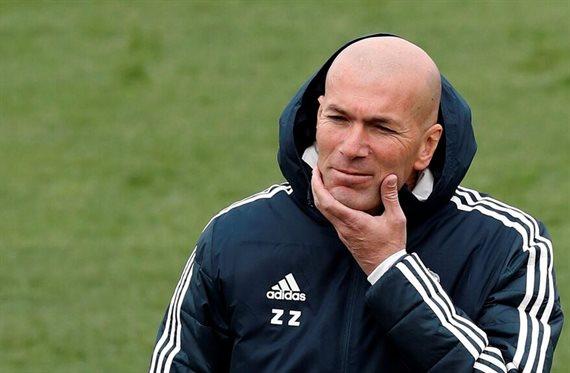 El PSG, al ataque: ¿cómo retener a Mbappé? ¡Con Zidane en el banquillo!