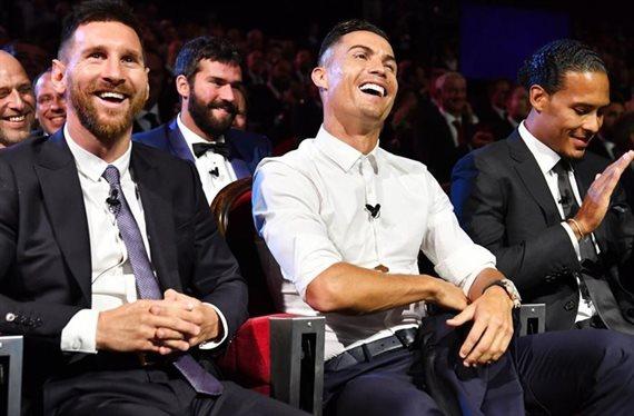 ¡Cristiano Ronaldo y Messi! El argentino se harta: ¡Este grande los junta!