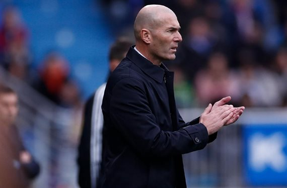El entrenador que Zidane no quiere ver ni en pintura en el Barça