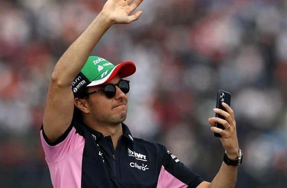 El piloto más infravalorado de la Fórmula es... ¡Checo Pérez!