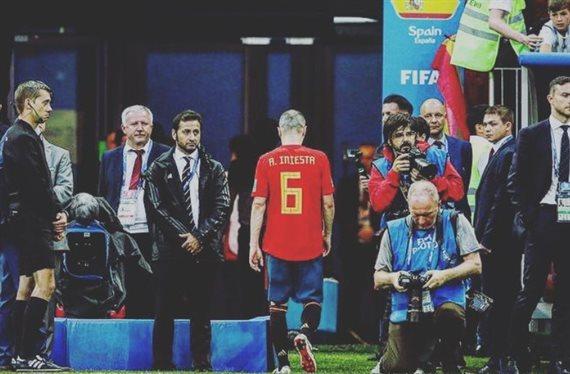 Andrés Iniesta ¡¿de vuelta con la Selección Española?!