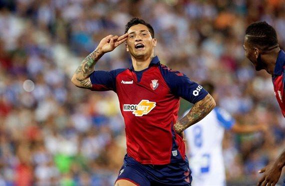 Barcelona tiene en la agenda al Chimy Ávila para reemplazar a Luis Suárez
