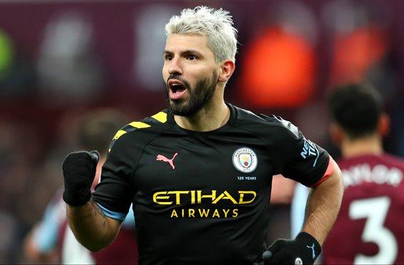 La recompensa que el Manchester City le brindaría a Sergio Agüero