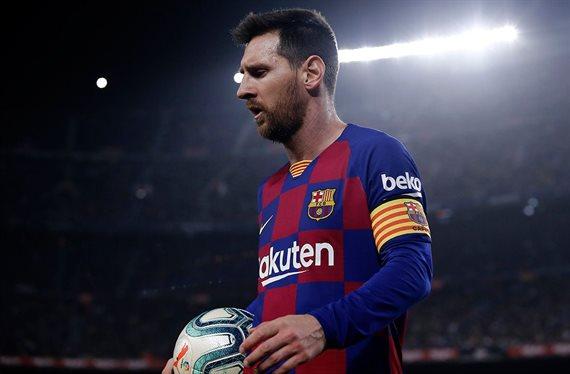 El enfado de Messi con dos jugadores por el mal gesto a Ernesto Valverde