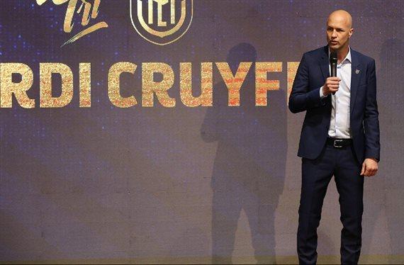 Argentina debutará en las Eliminatorias ante el hijo de Johan Cruyff