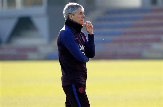 Messi la sabe: la lista de fichajes que Setién ha pedido al Barça