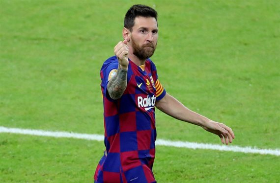 Messi tiene miedo del Real Madrid de Zidane (y es enorme)