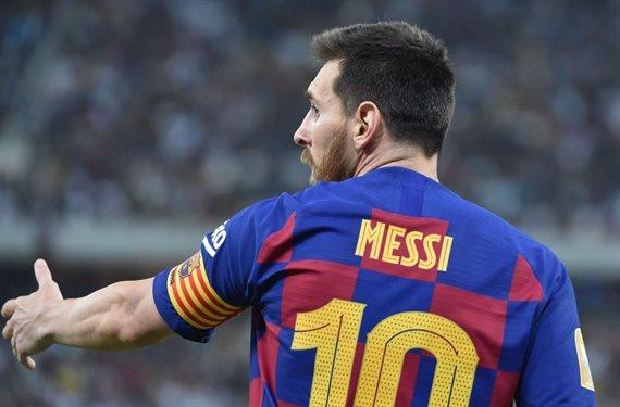 Lionel Messi recibió una nueva distinción de parte de los simpatizantes