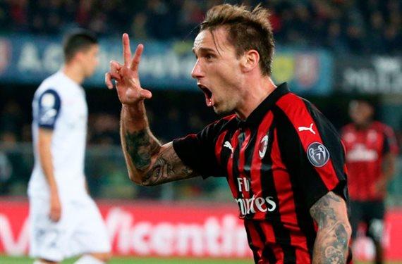 Sin lugar en el Milan, Lucas Biglia fue ofrecido en Inglaterra y España