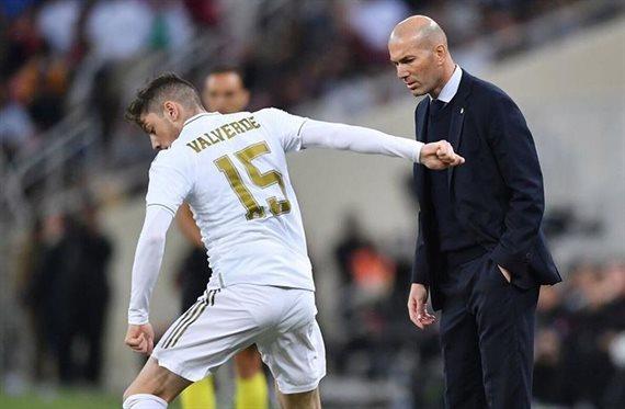 Zidane sentencia a otro crack: No volverá a ser titular indiscutible