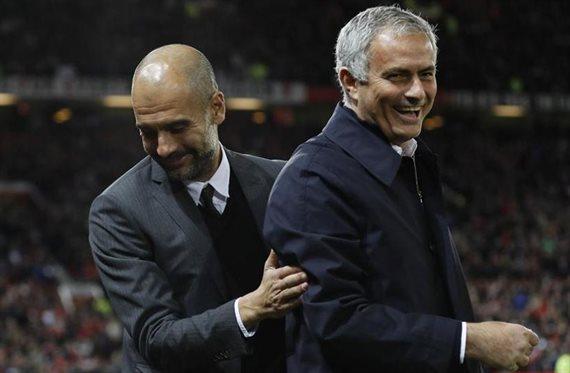 ¡Bombazo! José Mourinho llama a Pep Guardiola ¡por él!