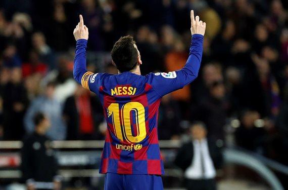 """""""Quiere jugar con Messi"""". Es delantero y Quique Setién no lo quiere"""