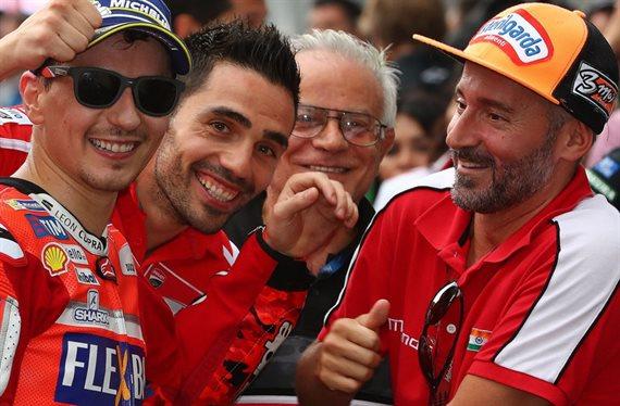 Moto GP se encarga de inmortalizarlo ¡Jorge Lorenzo es leyenda!