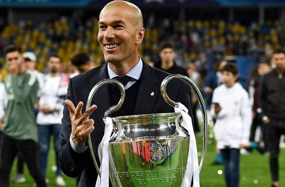 ¡Zidane le echa! Este crack, más fuera que nunca