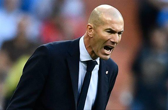 """¡Sentenciados! """"Tú y tú estáis fuera"""". Zidane toma cartas en el asunto"""