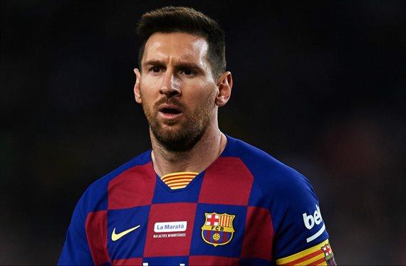 ¡Sorpresa total! Messi no se lo esperaba. El crack que rechaza al Barça