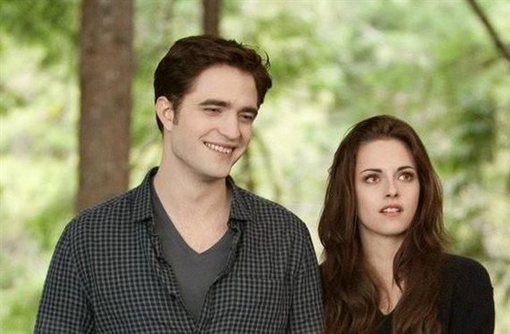 ¡Boom! Pattinson y Stewart, de rebote a Crepúsculo