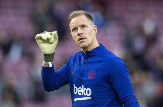 El problema inesperado de Ter Stegen al que el Barça busca solución