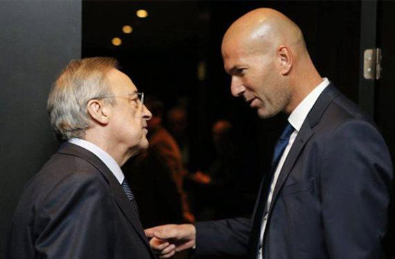 Florentino Pérez no quiere dejarlo escapar: 120 millones preparados