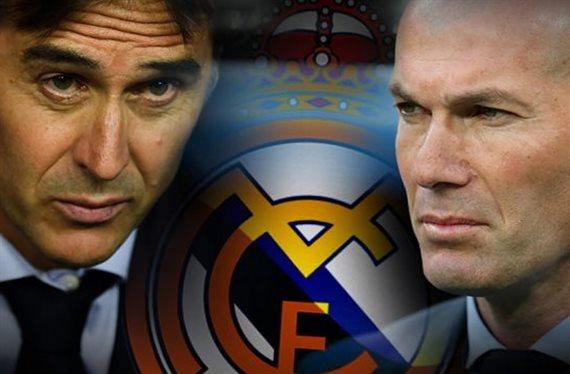 "¡Trueque! ""Zidane se lo pide a Lopetegui"". Bomba en Real Madrid-Sevilla"