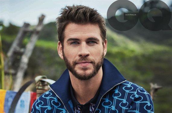 Liam Hemsworth se deja querer por una modelo ¡le duró poco la soltería!