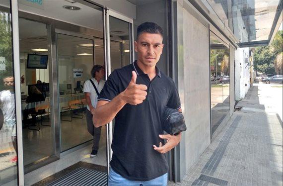 Paolo Goltz se convirtió en el séptimo refuerzo de Maradona en Gimnasia