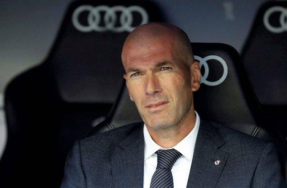 ¡Sorpresón! No se entiende con Zinedine Zidane y se quiere ir