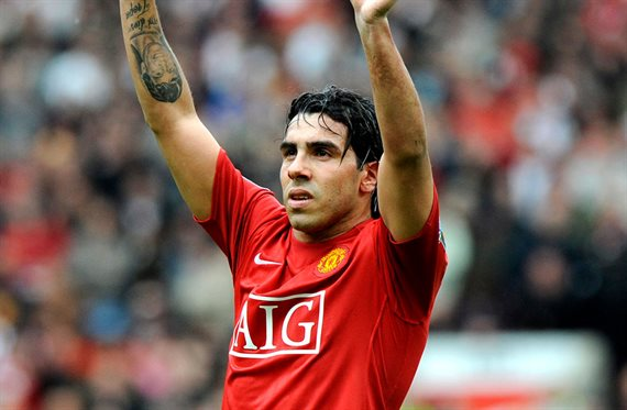 ¡Bomba! En Europa afirman que Tevez podría regresar al Manchester United