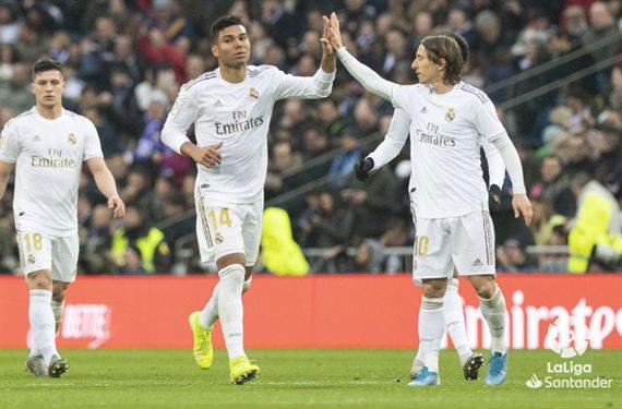 ¡Cristiano Ronaldo y él juntos! ¡Otra vez! Y juega en el Real Madrid