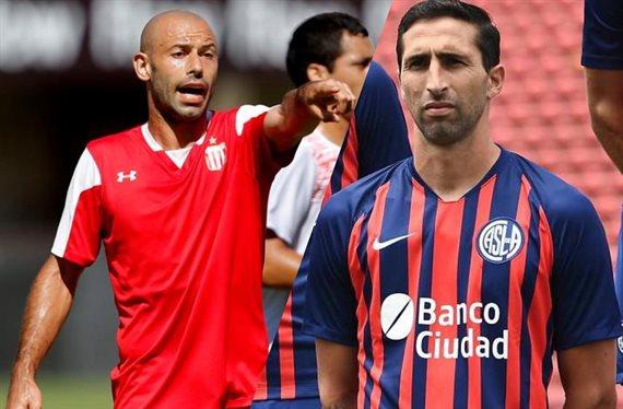 Con el debut de Javier Mascherano, Estudiantes visita a San Lorenzo