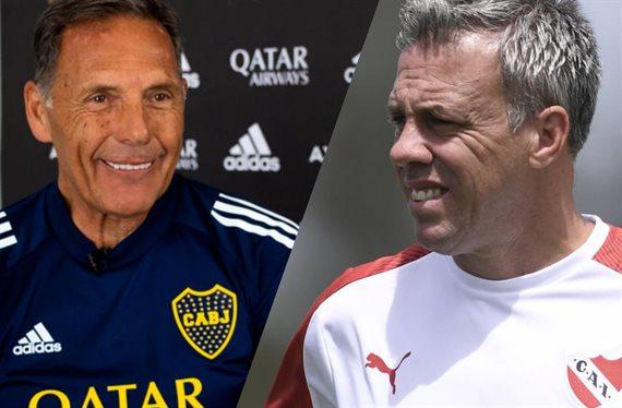 Con el reestreno de Miguel Ángel Russo, Boca recibe a Independiente