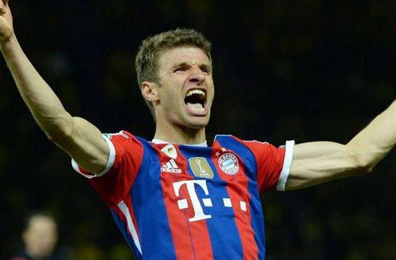 Thomas Müller abandona el Bayern en junio y quiere jugar en el Real Madrid