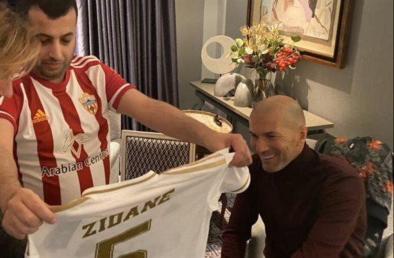 ¡Zidane al Almería! El Príncipe se ha vuelto loco