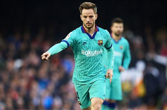 ¡Rakitic entra en un cambio de cromos! Oferta sorpresa del Barça