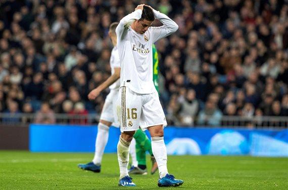 ¡James Rodríguez y 40 millones! Oferta de última hora del Real Madrid