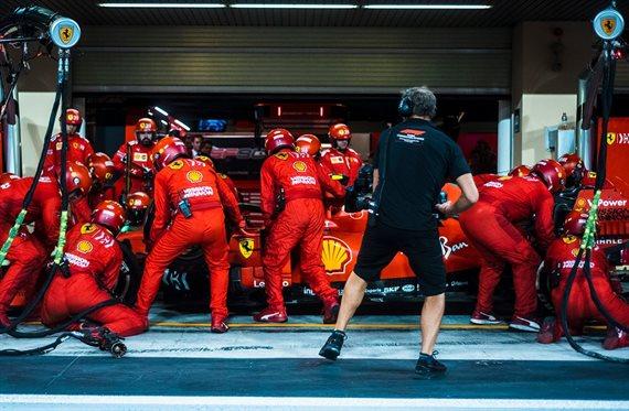 ¡Y la nueva era de Ferrari arranca hoy! ¡Novedades!