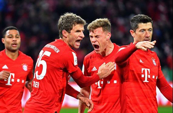 El Barça encuentra lo que busca en el Bayern ¡Polivalente y eficaz!