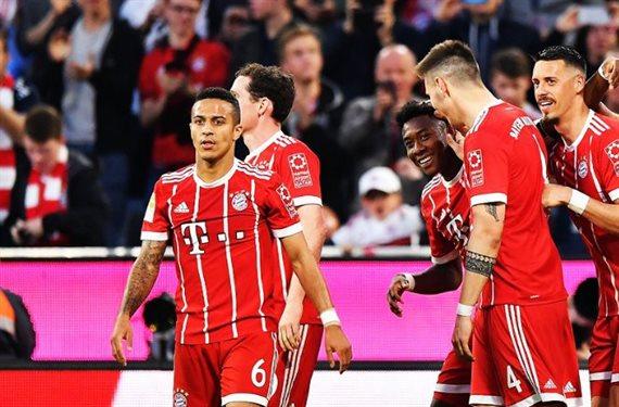 Setién ha elegido medio centro para el año que viene, ¡es del Bayern!