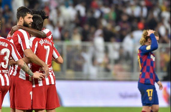 Klopp no se lo ve venir ¡Encerrona del Atlético! ¡El campeón, al límite!