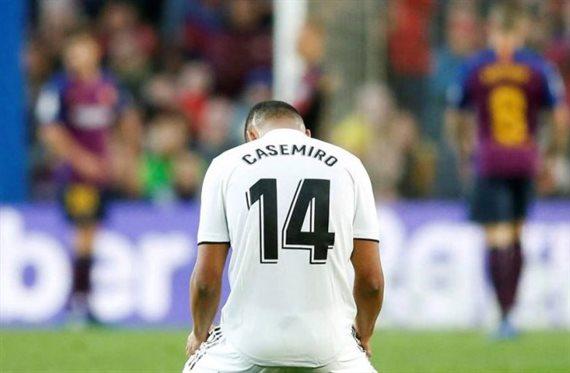 Casemiro tendrá sustituto en 2020. Zidane no quiere más riegos