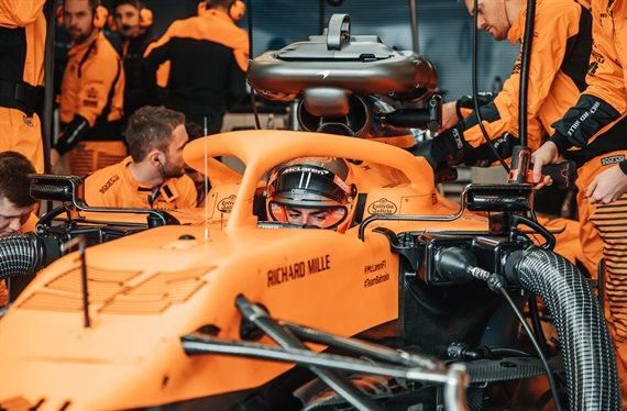 """McLaren no renuncia a nada con un motor """"muy a la par que el Mercedes"""""""