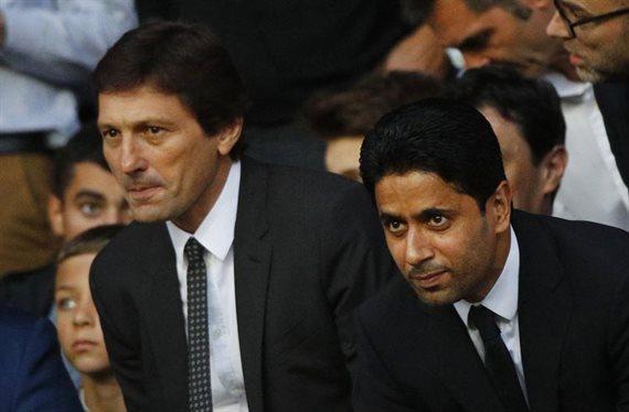 Al Khelaifi entra en cólera con Leonardo por Haaland ¡El PSG le quiere!