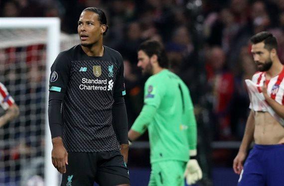 La plantilla del Liverpool indignada con el comportamiento del Atlético