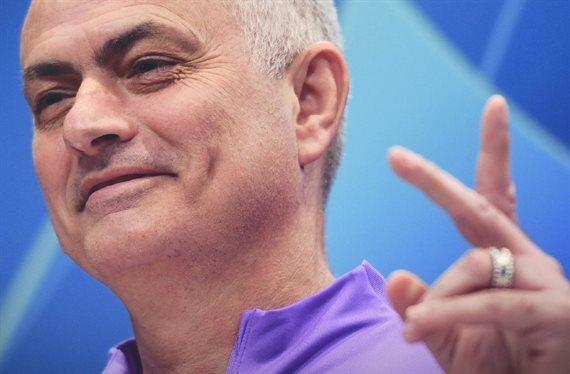 ¡Hundido! Mourinho se devalúa como entrenador de Champions